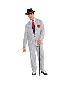 Amscan Big Gangster Adult Men's Costume