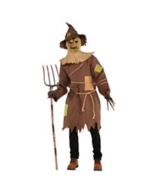 Amscan Scary Scarecrow Man Adult Men's Costume