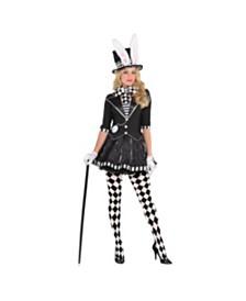 Amscan Dark Mad Hatter Adult Women's Costume