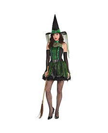 Spell Caster Witch Adult Women's Costume