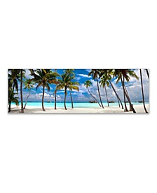 """- Perfect Beach Canvas Art, 18"""" x 58"""""""