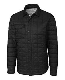 Cutter & Buck Men's Big & Tall Rainier Shirt Jacket