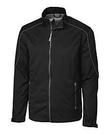 Cutter and Buck Men's Big and Tall Weathertec Opening Day Softshell Jacket