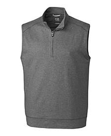 Men's Big & Tall Shoreline Half Zip Vest