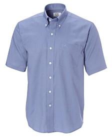 Cutter & Buck Men's Big & Tall Short Sleeves Epic Easy Care Nailshead Shirt
