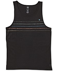 Men's Spinner Stripe Tank