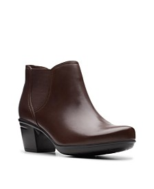 Clarks Collection Women's Emslie Noreen Ankle Boots