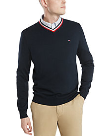 Tommy Hilfiger Men's Brooklyn Cricket Sweater, Created for Macy's