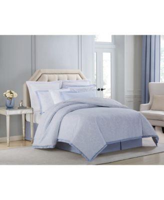 Settee Cotton Printed Queen 4 Piece Comforter Set