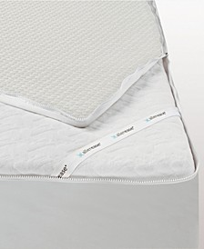 Platinum Zip-Off Top Allergy Full Mattress Protector