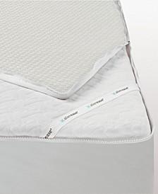 Platinum Zip-Off Top Allergy Full Mattress Protector