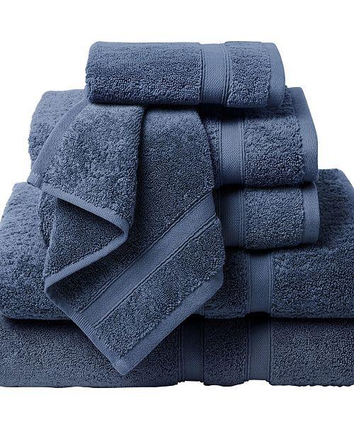 VCNY Home Rose 6-Pc. Cotton Towel Set