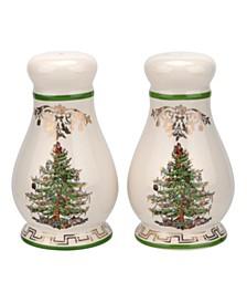 Christmas Tree Salt and Pepper Set