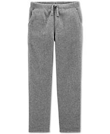 Little & Big Boys Pull-On Fleece Pants