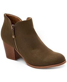 Masrinaa Ankle Booties, Created for Macy's