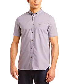 Men's Gingham Check Shirt