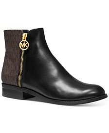 Michael Michael Kors Lainey Flat Booties