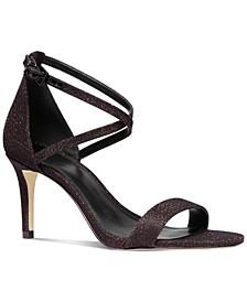 Ava Evening Dress Sandals