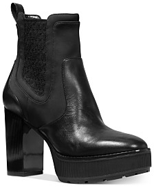 Michael Michael Kors Cramer Platform Dress Booties