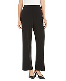Straight-Leg Trousers, Created for Macy's