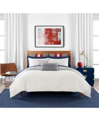 Quilted Monogram 2 Piece Twin Comforter Set
