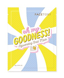 Snail Mask Rejuvenating Mask 5 Pack