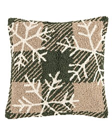 C&F Home Lockley Snow Pillow