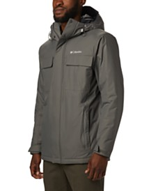 Columbia Men's Ten Falls Waterproof Insulated Jacket