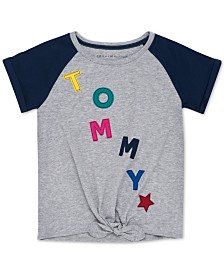 Tommy Hilfiger Baby Girls Tommy-Print T-Shirt