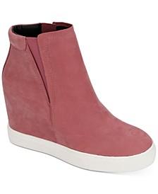 Women's Kam Wedge Sneakers