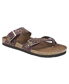 Graham Footbed Sandals