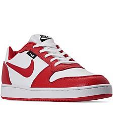 Nike Men's Ebernon Low Premium Casual Sneakers from Finish Line