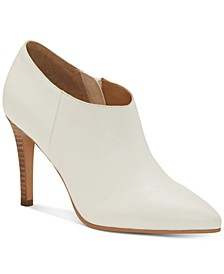 Tirae Pointed-Toe Leather Shootie