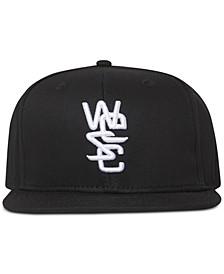 Logo Flat-Brim Cap