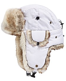 Men's Nylon Trapper Hat