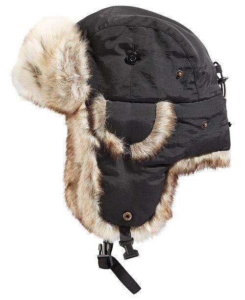STETSON Men's Nylon Trapper Hat