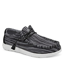 Reserved Footwear Men's The Anston Low-Top Boat Shoe