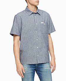 Men's Dobby Workwear Shirt