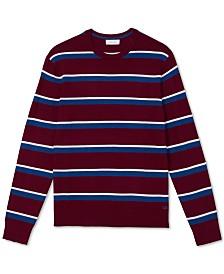 Calvin Klein Men's Bi-Color Striped Sweater