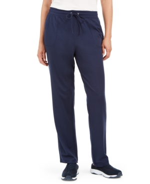 Karen Scott Sweatpants