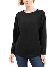 Sport Fleece Sweatshirt, Created for Macy's