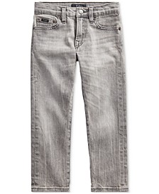 Toddler Boys Sullivan Sadler Wash Slim-Fit Jeans
