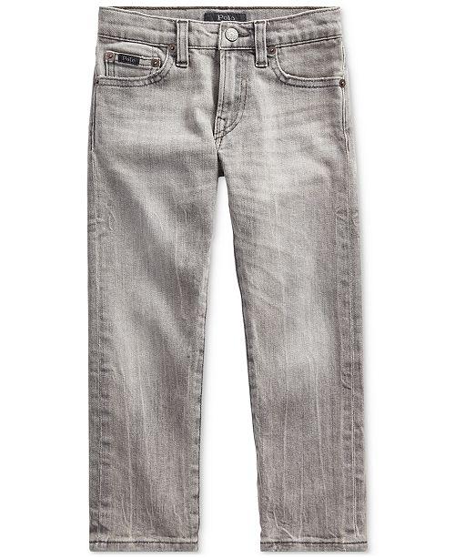 Polo Ralph Lauren Toddler Boys Sullivan Sadler Wash Slim-Fit Jeans