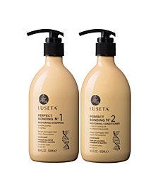 Luseta Beauty Perfect Bonding Restoring Shampoo & Conditioner Set 33.8 Ounces