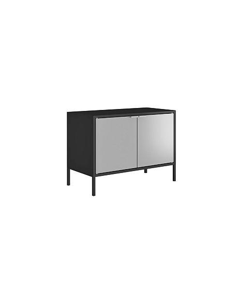 "Manhattan Comfort Smart Low 27.55"" Wide TV Stand Cabinet"
