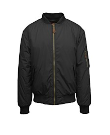 Spire By Galaxy Men's Flight Jacket