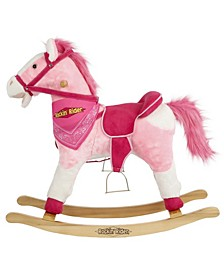 Holly Rocking Horse