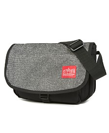 Manhattan Portage Small Midnight Sohobo Bag