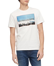 Calvin Klein Jeans Men's Empire State Graphic T-Shirt