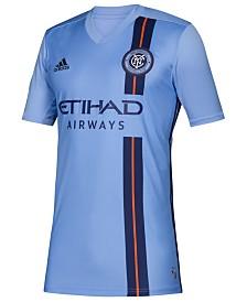 adidas Big Boys New York City FC Primary Replica Jersey